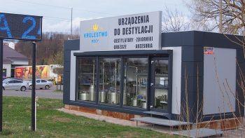 Królestwo Mocy - sklep stacjonarny i online z aparaturą do destylacji, aabratek